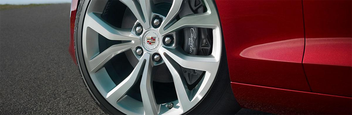 Тормозные системы Cadillac - типы, колодки, диски
