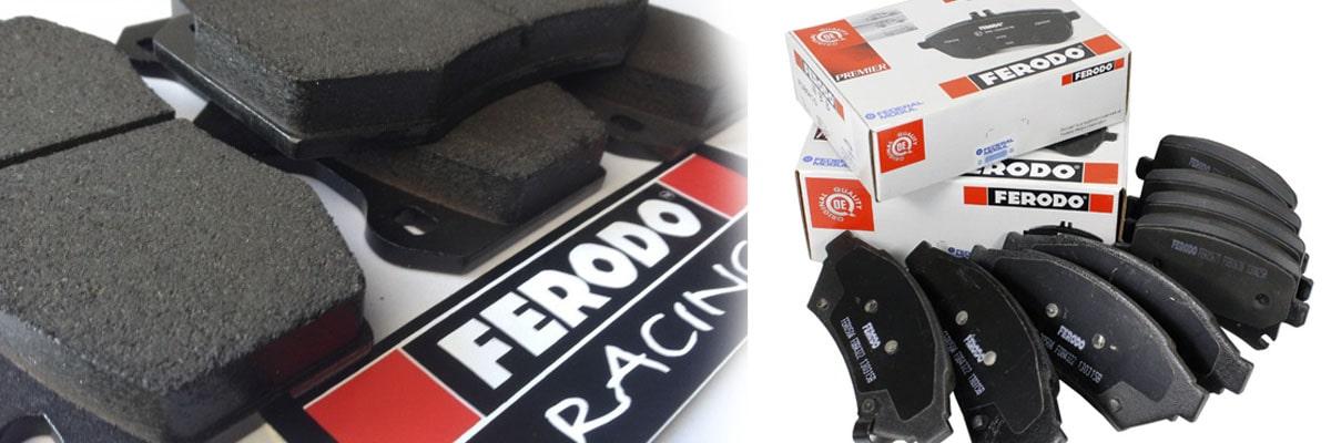 Тормозные колодки Ferodo - отзывы, цены, серии, эффективность