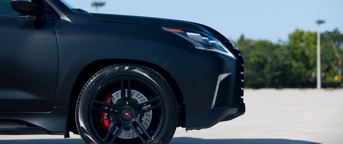 Тормозные колодки Toyota Sequoia