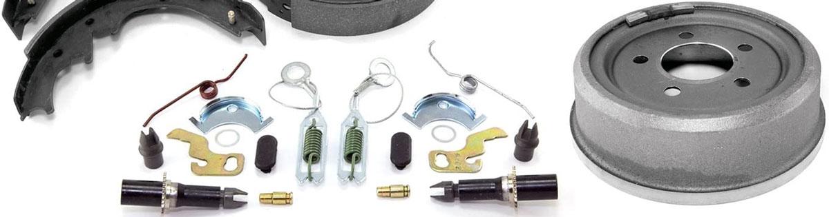 Как подобрать и купить ремкомплект ручника