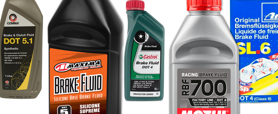 Какая тормозная жидкость лучше для моего авто?