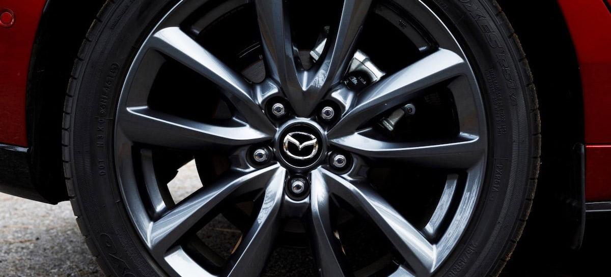 Тормозня система Mazda - диски, колодки, суппорта