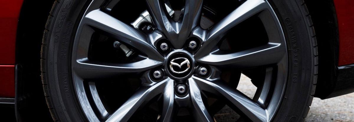 Тормозные диски Mazda